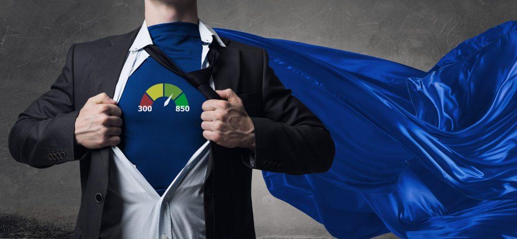 credit superhero